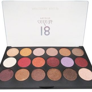 Makeupdepot 18 Color Eyeshadow Palette Nude,Your Beauty Routine Warragul, sale beauty products, online beauty store, Australia online beauty store, discount beauty store, Melbourne online beauty store, Discount beauty store, discount online makeup, discount makeup online, cheap cosmetics online,
