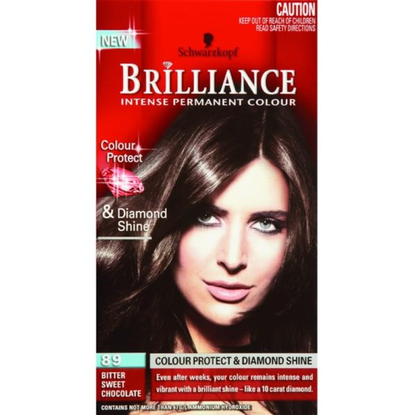 Schwarzkopf Brilliance Permanent Hair Colour 89 Bitter Sweet Chocolate,, Discount beauty store Mornington Peninsula, discount online makeup Mornington Peninsula, discount makeup online Mornington Peninsula, cheap cosmetics online Mornington Peninsula, Melbourne discount beauty store, discount beauty store Mornington Peninsula, cosmetic products Mornington Peninsula