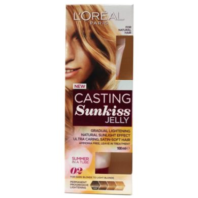 Loreal hair colour, John Frieda hair colours, John Frieda hair products, KMS Styling and goldwell, Essence cosmetics, essence mascara, Maxfactor mascara, Maxfactor foundation, Maxfactor cosmetics Products,Loreal Casting Sunkissed Jelly